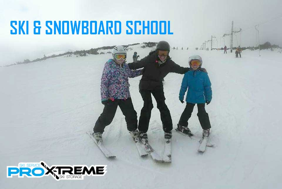 Ski and Snowboard School