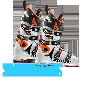 Ski Boots for Rent Borovets